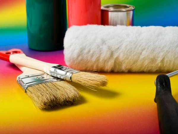 C mo limpiar brochas y rodillos de pintura trucos de - Limpiar pintura plastica ...