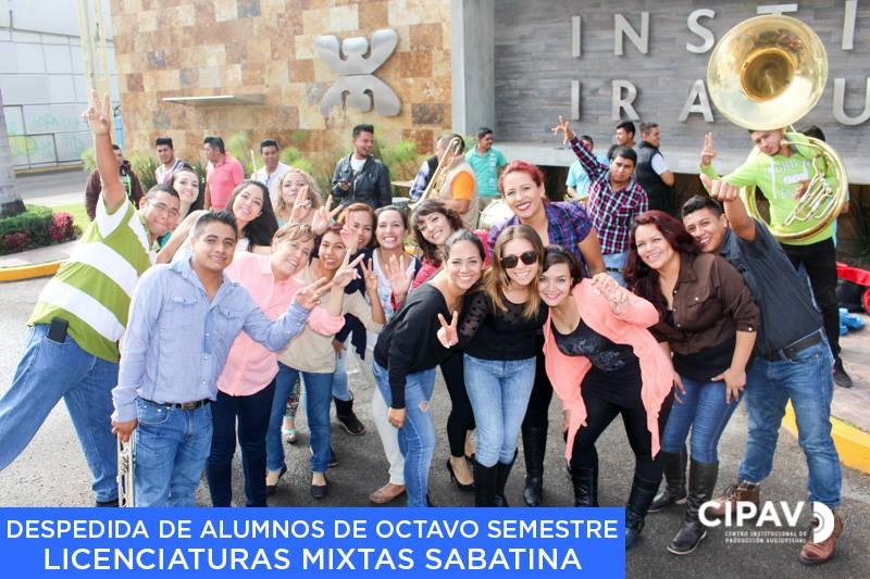 Centro institucional de produccion audiovisual resumen for Licenciaturas sabatinas