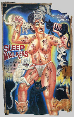 Sleep Walkers ghana poster