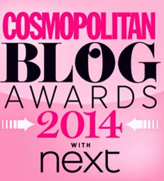 cosmo blog awards 2014, cosmo blogger, cosmopolitan blog awards