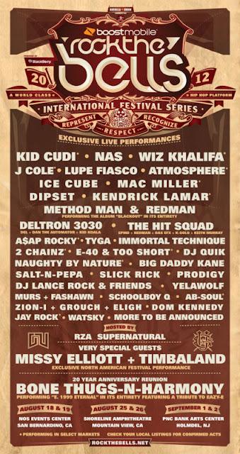 hip hop artist concert