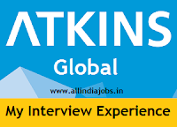 Atkins Global Interview Experience