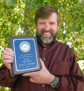 Cedar Ridge Academy teacher receives USU Alumni Achievement Award