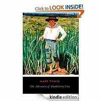 FREE: The Adventures of Huckleberry Finn by Mark Twain