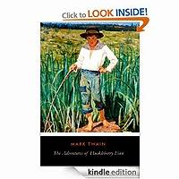 FREE: The Adventures of Huckleberry Finn by Mark Twain