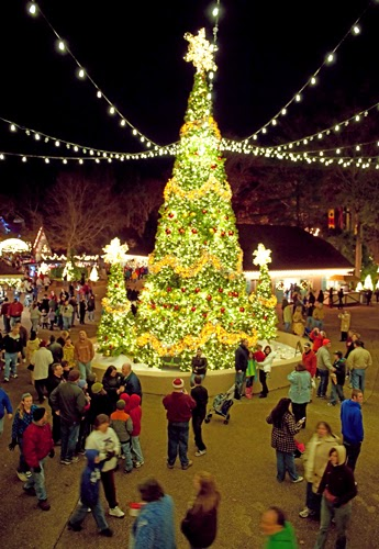Busch Gardens Williamsburg Presents Christmas Town