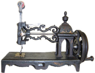 Sewing Machines Fine Victorian Machine Design Steampunk