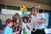 Feria de Organizaciones, Tarbut, Abril 2013
