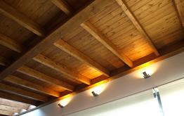 Cubiertas madera