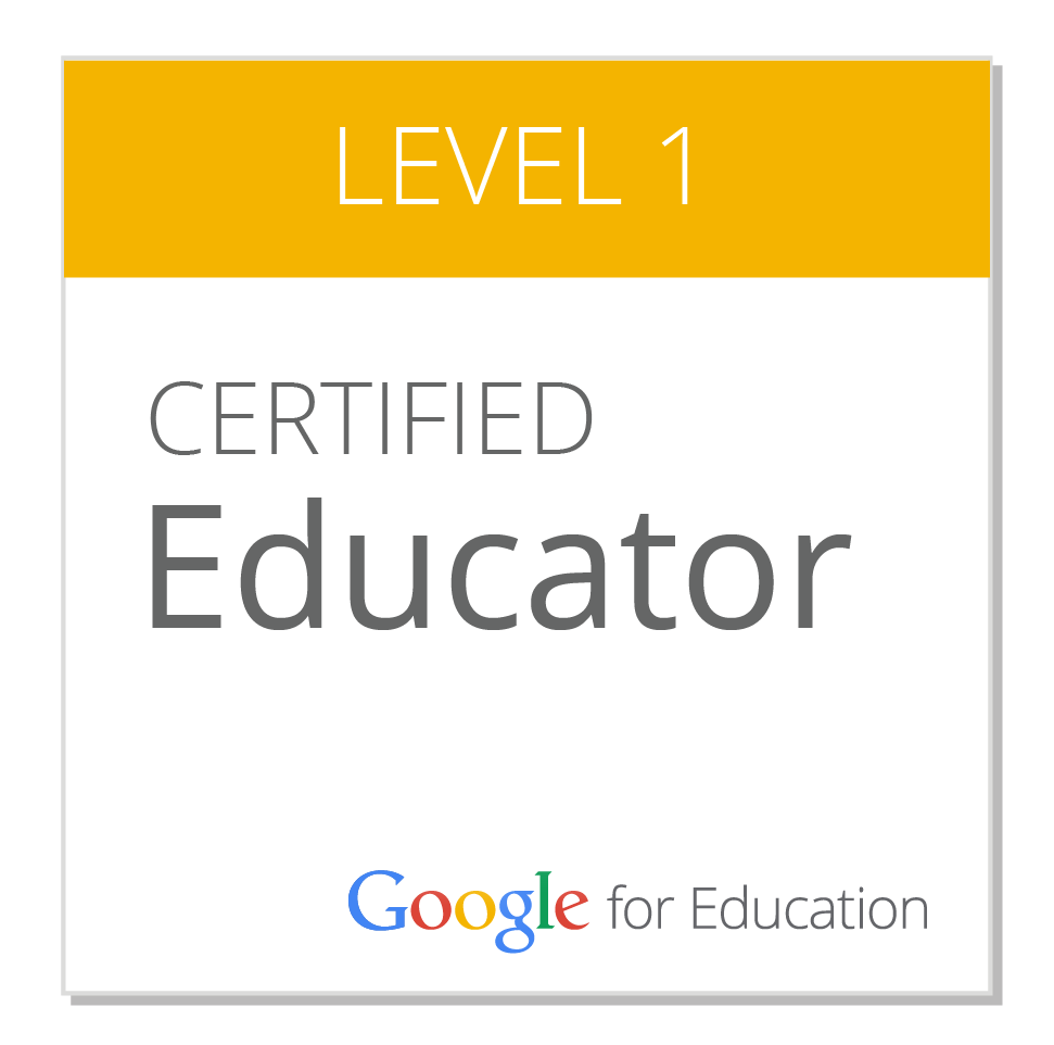 Google for Education L1
