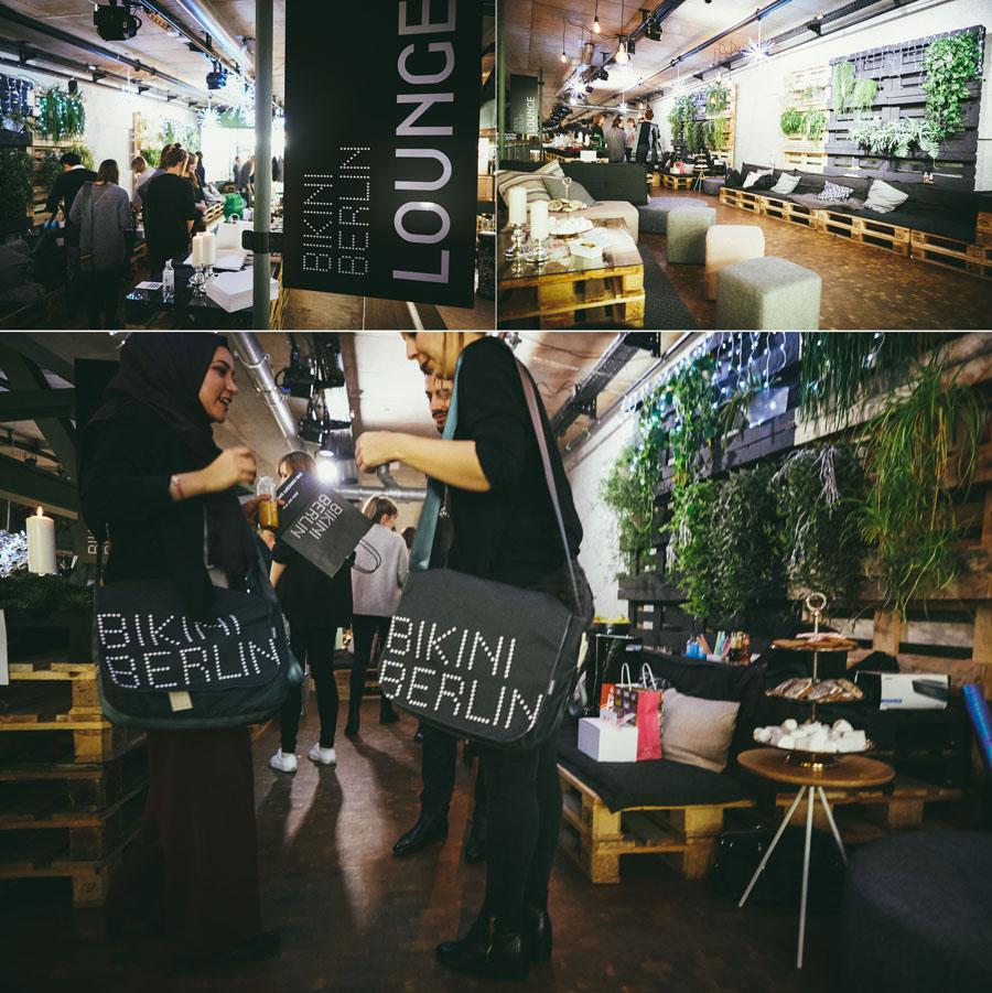 Bikini Berlin Lounge Weihnachtsmarkt