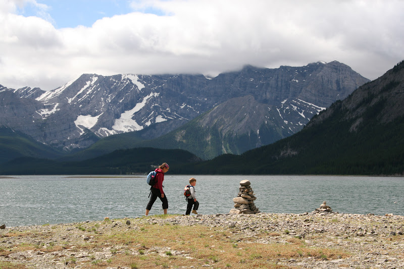 Family Adventures In The Canadian Rockies Camping In