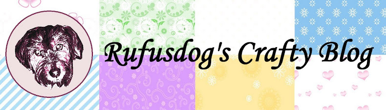Rufusdog's Crafty Blog