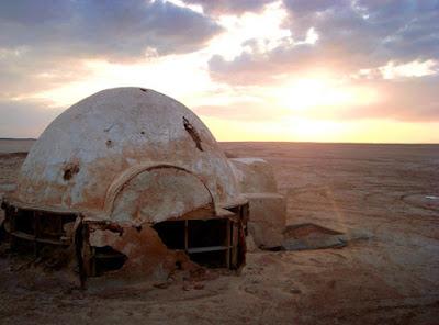 10 Lokasi Film Star Wars Yang Dapat Kamu Kunjungi Dikehidupan Nyata