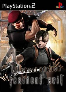 re4ceps2 Resident Evil 4: Cheats Edition (Legendado PT BR) – PS2