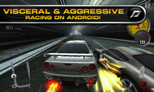 Best Car Racing Games For Android TechSource - Sports cars racing games
