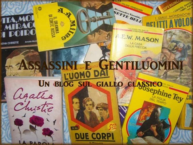 ASSASSINI E GENTILUOMINI - un blog sul giallo classico