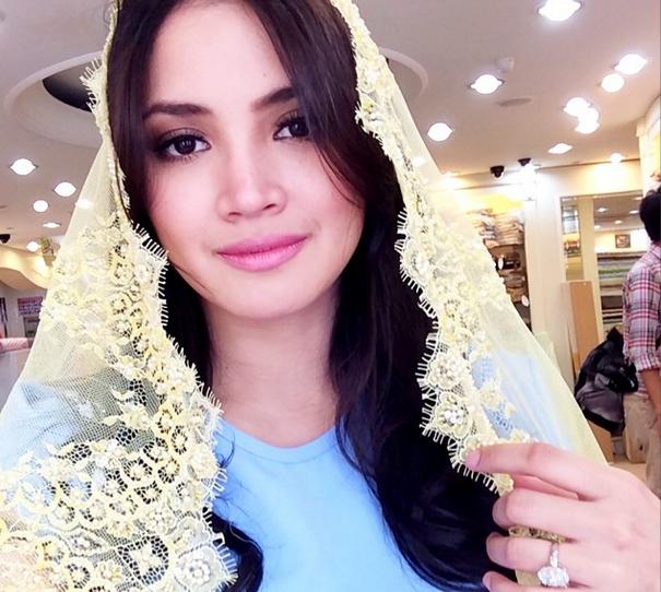 Pelakon Cantik Nur Fazura Dah Nak Kahwin, info, gossip, hiburan, model, pelakon jelita fazura
