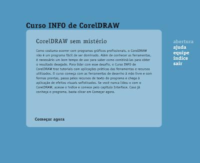 CURSO INFO DE CORELDRAW X3