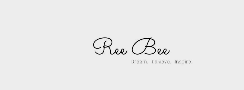 Ree Bee - Dream. Achieve. Inspire.