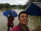 Banjir hari tuuuu...
