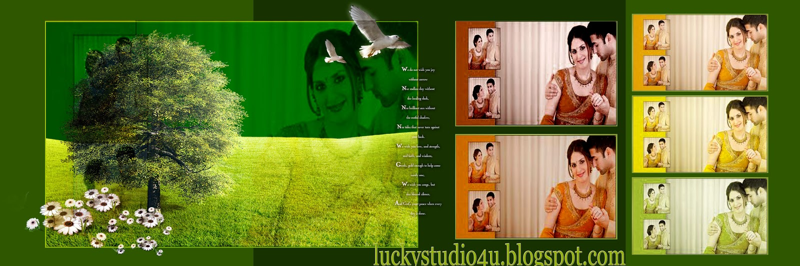 background psd file 12x36 free download karizma wedding background psd ...