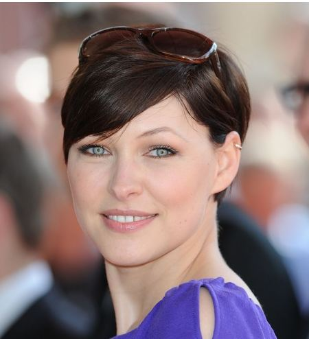 Fun Short Hairstyles for 2012