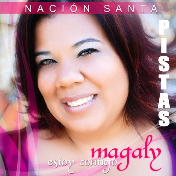 Magaly Rivera-Estoy Contigo-Pistas-