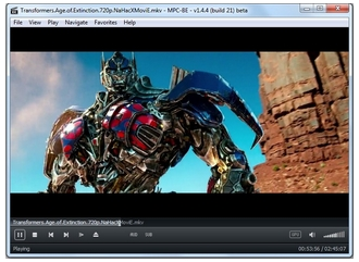 Media Player Classic Black Edition (MPC-BE) v1.4.5.587