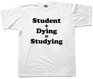 funny t-shirt quotes study