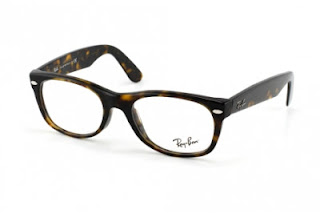 rame Ray-Ban New Wayfarer dark havana