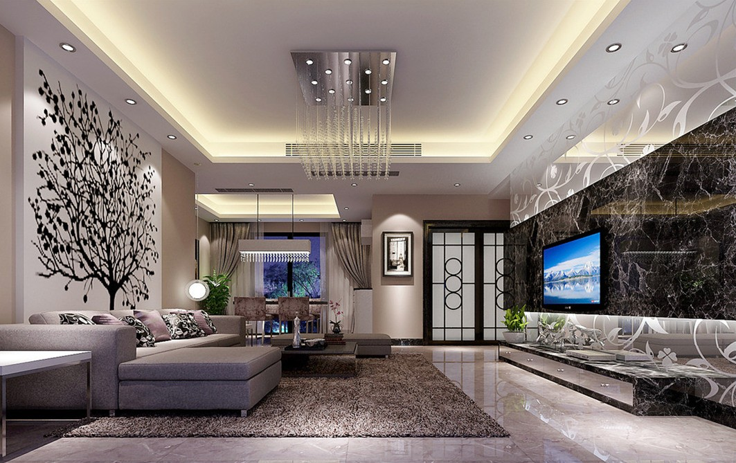 Modern Living Room Decorating Ideas 2016 Awesome Design Throughout Designs