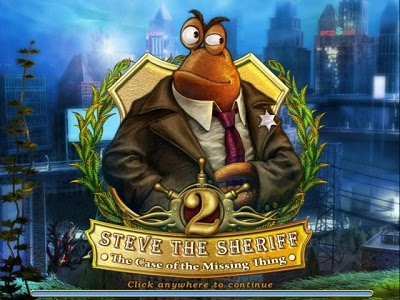 STEVE THE SHERIFF 2: EL CASO DE LA COSA PERDIDA español Nuevo Link