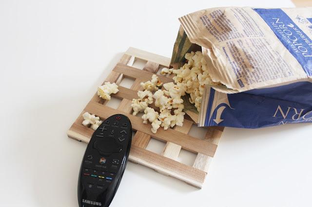 Popcorn Fernsehen