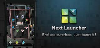 Next Launcher apk