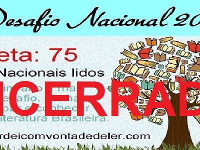 Desafio Nacional 2015 - ENCERRADO