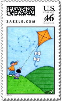 More Whimsical Art In My Zazzle Shop!
