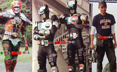 Kamen Rider OOO: The End is Nigh