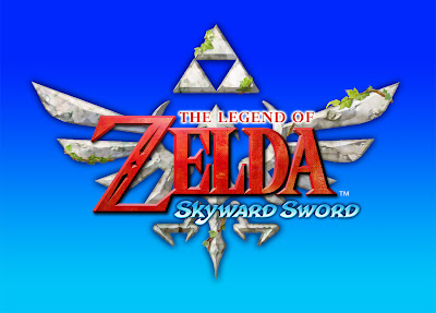 The crest of the goddess from Skyward Sword.
