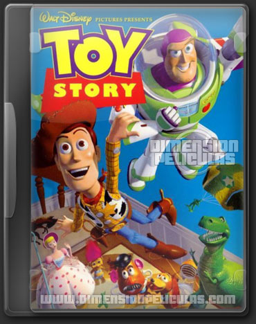 Trilogia Toy Story (BRRip HD Dual Latino / Inglés)