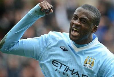 Yaya Toure: Manchester United benar-benar berjuang untuk mempertahankan gelar juara