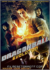 Dragonball Evolution Torrent Dublado