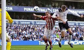Tottenham 3 - 0 Stoke City