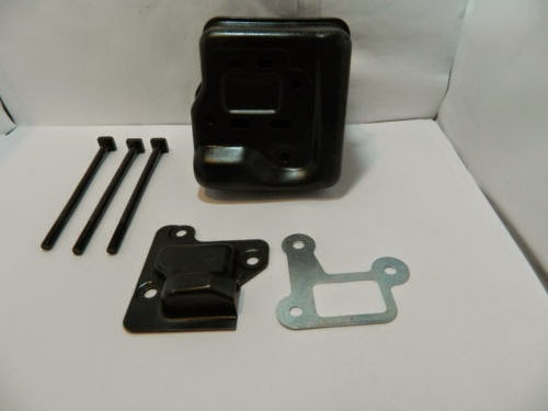http://www.chainsawpartsonline.co.uk/stihl-chainsaw-muffler-kit-gasket-cover-bolts/