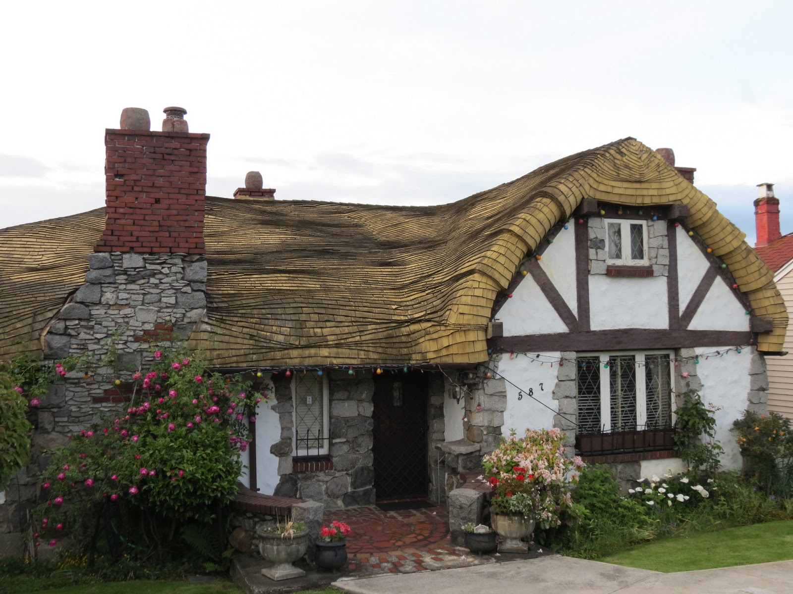 Vancouver Street Blog Vancouver S Hobbit House For Sale