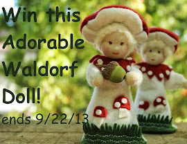 Doll Giveaway Open until Sept. 22, 2013