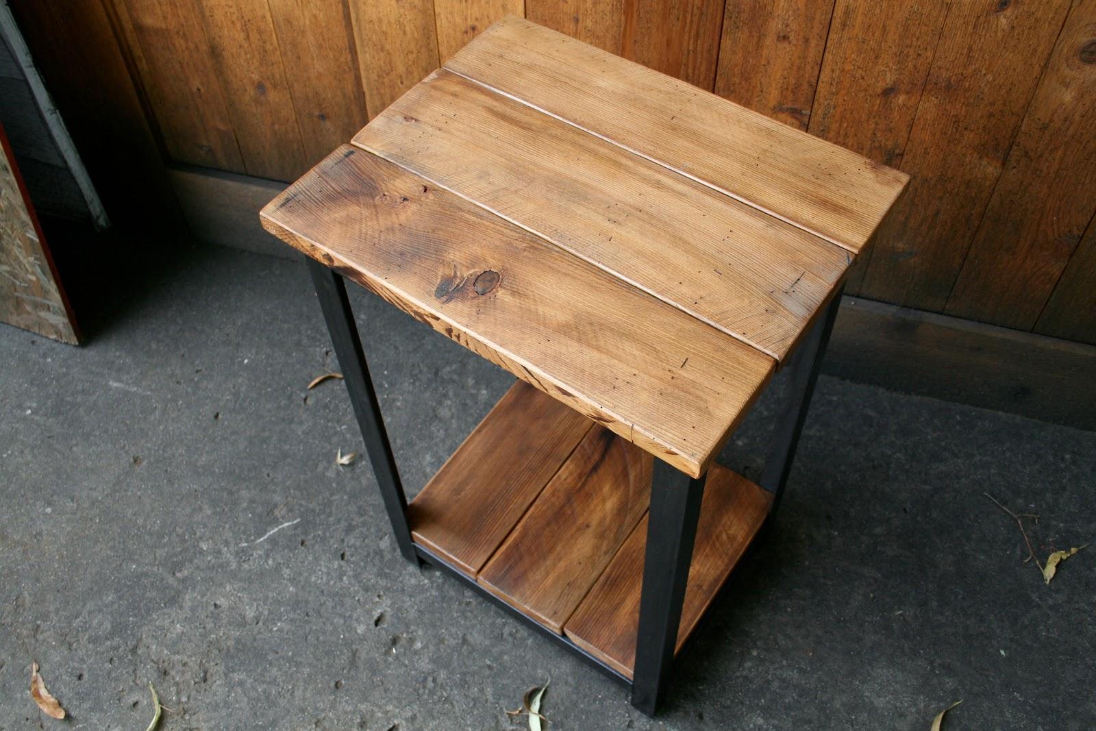 industrial reclaimed wood furniture furniture design ideas