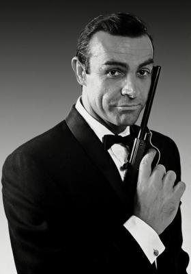 peliculas 007 sean connery