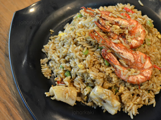 Teppanyaki-Seafood-Fried-Rice-Johor-Bahru