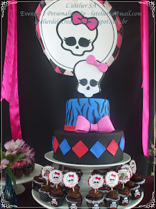 Festa Monster High!